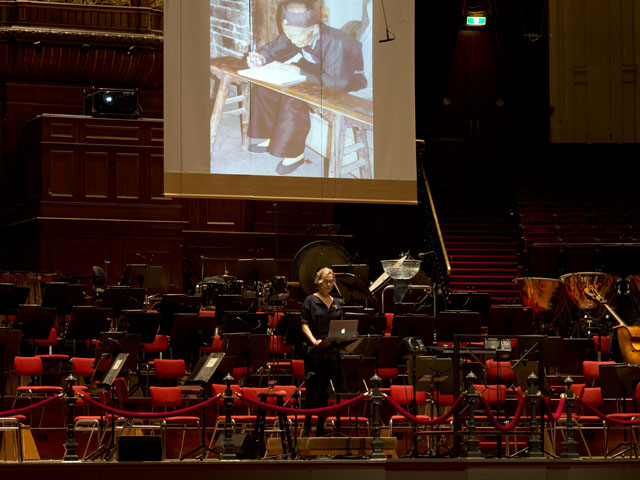 Concertgebouw, Nüshu en de Secret Songs of Women