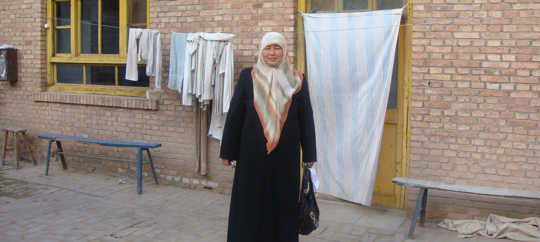 Vrouwelijke Imam in China